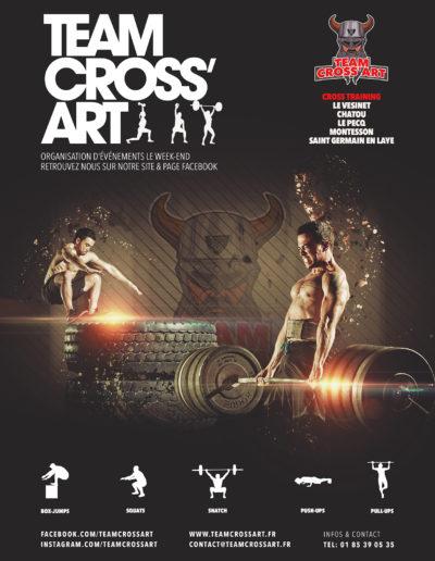 A4-team-cross-art